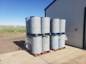 Barrels Drums Steel for Sale in Fort Lupton, CO