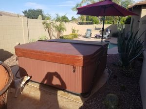 Jacuzzi brand hot tub spa for Sale in Chandler, AZ