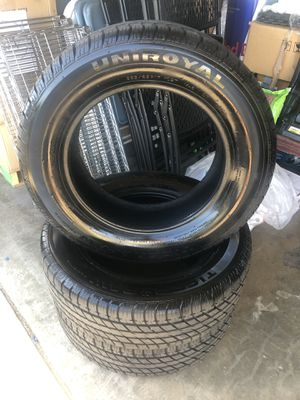 UNIROYAL Tires 225/65/17 for Sale in Fontana, CA