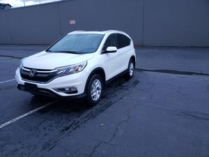 2016 Honda crv for Sale in Everett, WA