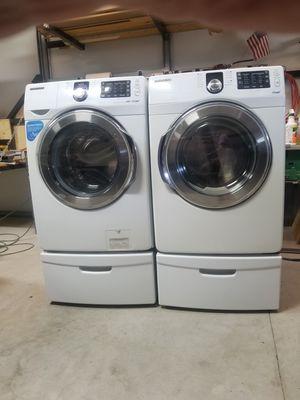Samsung Steam Washer and Steam Dryer for Sale in Bartow, FL