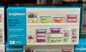 spyware pyrex 38 piece containers set for Sale in Sugar Land, TX
