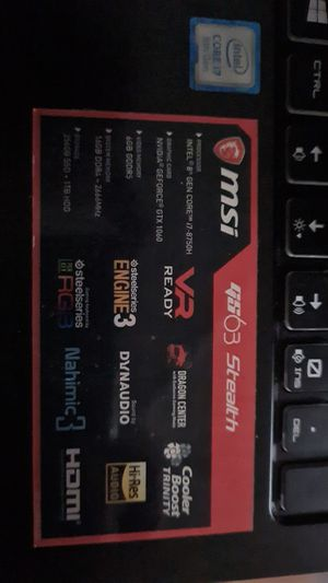 Msi gs63 stealth for Sale in Queens, NY