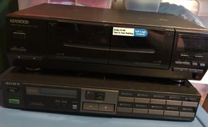 FREE!!! Sony and Kenwood stereo system and tape deck when you buy 1 item on our page for Sale in Elma, WA