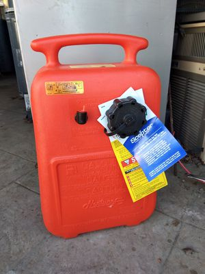 boat motor tank 6 gallon for Sale in Arlington, TX