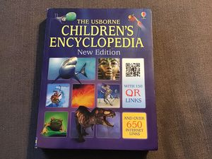 The Usborne Children's Encyclopedia New! for Sale in Brookline, MA