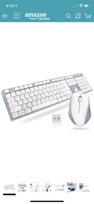 Uhuru wireless keyboard and mouse for Sale in Pittsburgh, PA