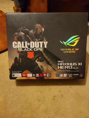 ROG MAXIMUS XI HERO (WI-FI) motherboard for Sale in Nashville, IN