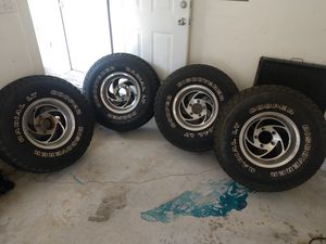 Tires and rims for Sale in Gulf Breeze, FL