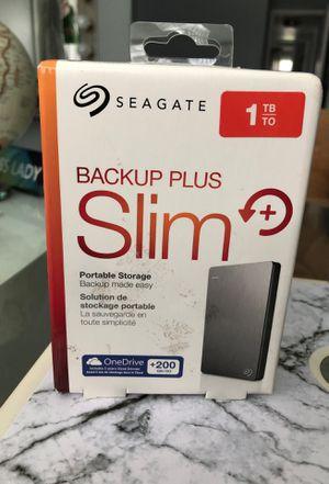 Backup Plus Slim for Sale in Tampa, FL
