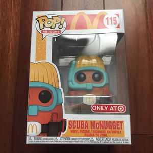 scuba mcnugget funko pop target exclusive for Sale in Ellicott City, MD