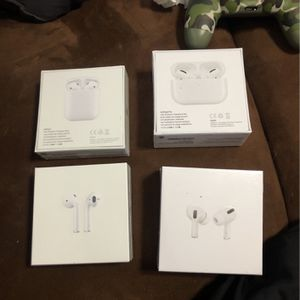 Airpods And AirPods Pro for Sale in Fort Lauderdale, FL