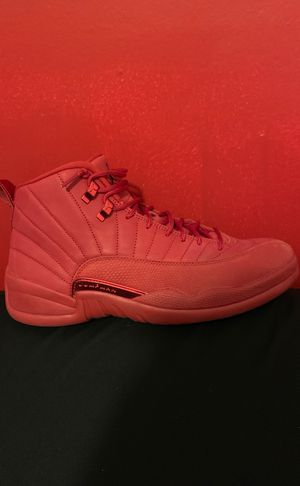 Jordan 12 gym red.size 11 for Sale in Pompano Beach, FL