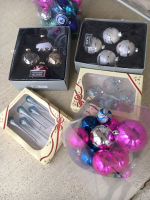 Christmas decorations for Sale in Blacklick, OH