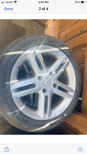16inch mono 4 lugs rims for Sale in Pomona, CA