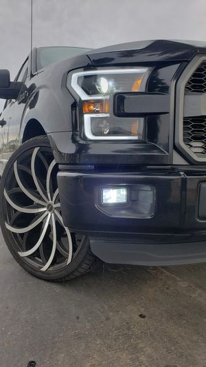 CSP Car LED lights kit MODEL H7 H15 with 1 year WARRANTY. Easy plug and play Car CSP LED headlights set for Sale in West Covina, CA