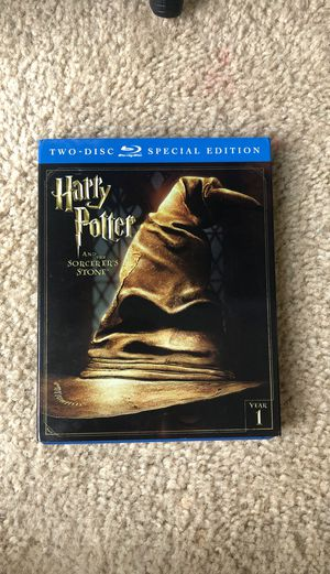 Harry Potter and sorcerer's stone movie for Sale in Charlotte, NC