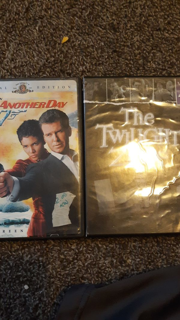 007 and the twilight zone vol 4