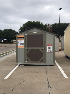Tuff Shed Display For Sale 8x10 for Sale in Cedar Hill, TX