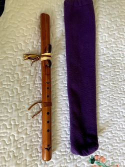 Beautiful wooden Flute for Sale in North Port,  FL