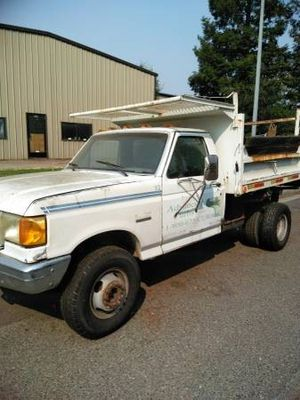 1989 Ford F350 diesel dump truck for Sale in San Francisco, CA