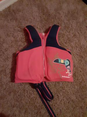 Life Vest- Girl's SwimSchool. for Sale in Maricopa, AZ