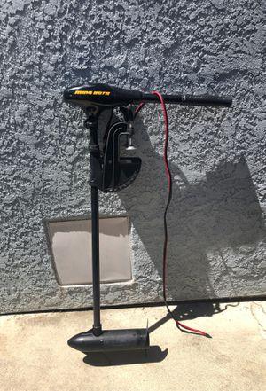 Minn Kota endura trolling motor 45lb thrust for Sale in Long Beach, CA