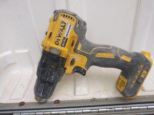 Dewalt drill 20 volt lithium battery DCD777 for Sale in Boston, MA