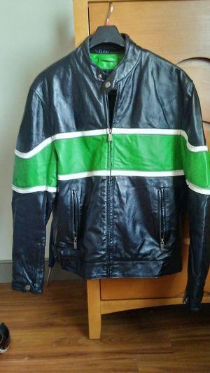 Wilsons Leather Racer Jacket for Sale in Philadelphia, PA