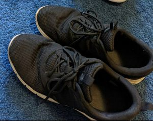 Champion Black Men's Unisex Running Shoes sneakers Size 10 for Sale in Houston, TX