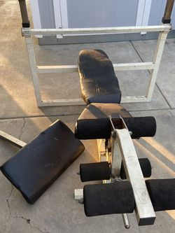 Olympic Bench for Sale in Corona,  CA