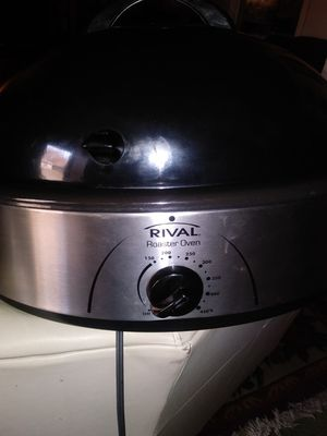 Rival Roaster Oven for Sale in Fort Worth, TX