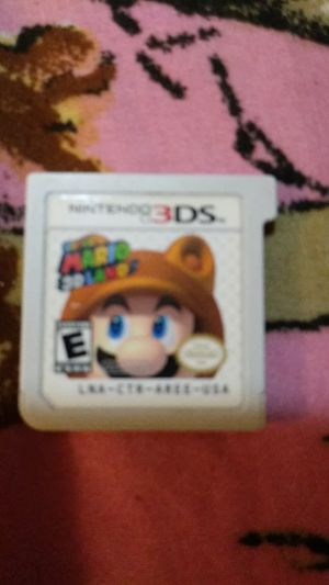 Super Mario 3D Land. Nintendo 3Ds for Sale in Elyria, OH