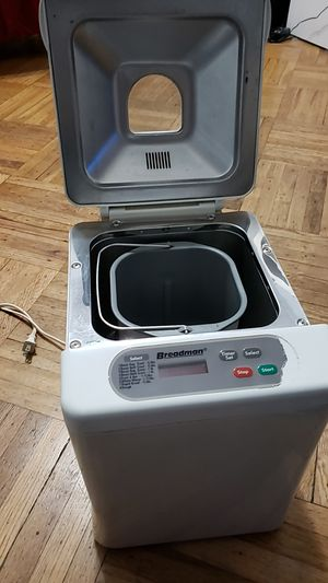 Breadman Bread Maker for Sale in Queens, NY