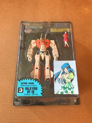 ROBOTECH MACROSS : VALKYRIE VF-1D ACTION FIGURE BY ARII. FIGURE # 3 for Sale in Los Angeles, CA