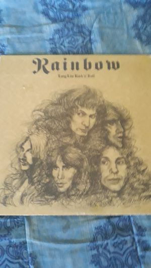 Rainbow - Long Live Rock 'n' Roll Vinyl EP for Sale in Appleton, WI
