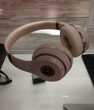 Beats Solo Audio Headphones Wireless, Solo 3 for Sale in Moreno Valley, CA
