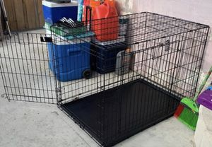 XL DOG CRATE for Sale in Key Biscayne, FL
