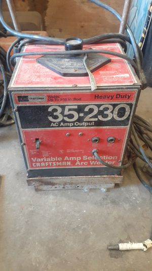 Arc welder 35-230 for Sale in CORP CHRISTI, TX