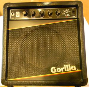 Gorilla TC-35 Amp for Sale in Babson Park, FL