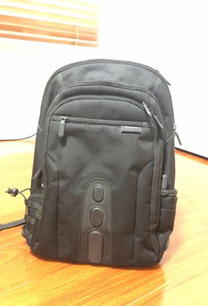 Targus Spruce EcoSmart Travel and Checkpoint-Friendly Laptop Backpack for 15.6-Inch Laptop for Sale in San Diego, CA