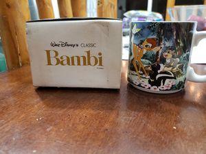 Disney Classic Bambi Mug for Sale in Long Beach, CA