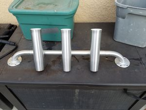 Taco Rod holders 3 rod for Sale in Poway, CA