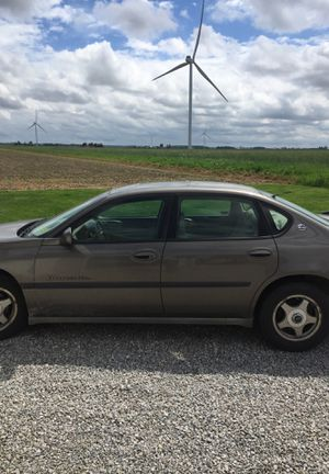 2003 Chevy impala for Sale in Paulding, OH