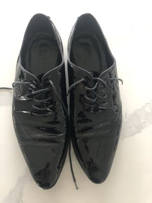 Gucci dress shoes,sz10.Black leather. for Sale in Seattle, WA
