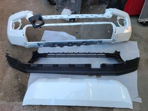 2016 - 2019 Toyota Tacoma Front bumper and more parts, Grill etc.... for Sale in Los Angeles, CA