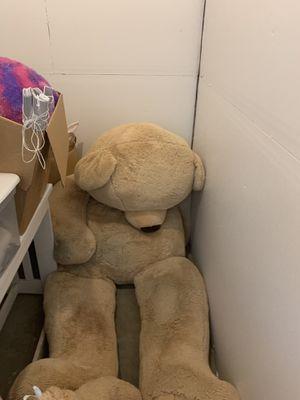 8-foot, 6-foot, 3-foot teddy bears for Sale in Virginia Beach, VA