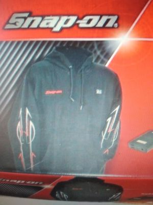 Snap on heated hoodie jacket for Sale in Winter Springs, FL