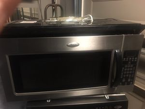 Whirlpool Over The Range Microwave for Sale in Chino, CA