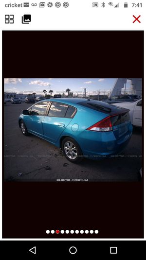 2010 Honda insight e x for Sale in Hollywood, FL